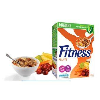 Nestlé Fitnesse & Fruit เนสท์เล่ ฟิตเนสส์ แอนด์ ฟรุต 400g.
