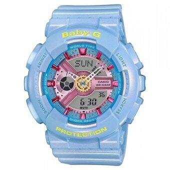 CASIO นาฬิกาข้อมือ - BA-110CA-2A