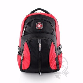 Harga Swiss Gear Backpack KW080/18 /RD - Red New!