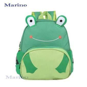 Marino กระเป๋า กระเป๋าเป้ กระเป๋าเป้สะพายหลังสำหรับเด็ก No. 2013 - รูปกบ
