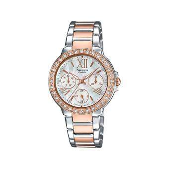 Casio Sheen หญิง SHE-3052SPG-7AUDR