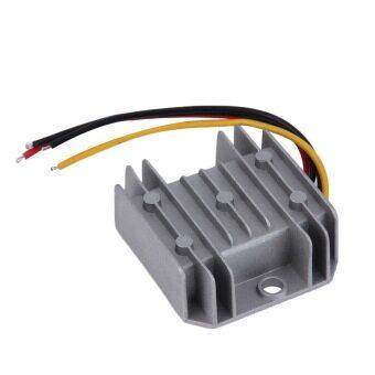 ตัวแปลงอุณหภูมิแรงดันไฟฟ้ากันน้ำ.., DC/DC 24โวลต์ลงไป 12โวลต์ 5 amps เตอร์