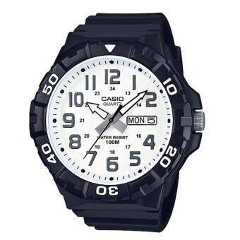 Casio MRW-210H-7AV นาฬิกาข้อมือสำหรับผู้ชาย สายเรซิ่น