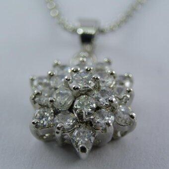 Pearl Jewelry สร้อยคอจี้พิกุล Z