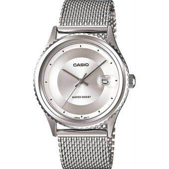 Casio standard นาฬิกา Analog-Men รุ่น MTP-1365D-7EDF(White )