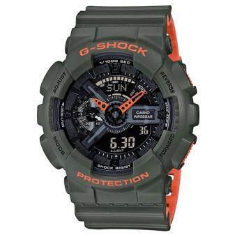 Casio G-Shock นาฬิกาข้อมือรุ่น GA-110LN-3ADR - ประกัน CMG 1 ปี