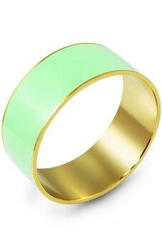 555jewelry กำไลสำหรับสุภาพบุรุษและสุภาพสตรี รุ่น FSBG68 (สี Yellow Gold)
