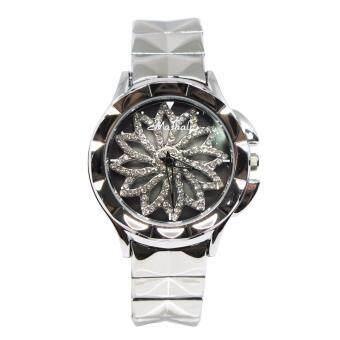 Mashali นาฬิกาข้อมือแบรนด์แท้ รุ่น M-88115-s-silver