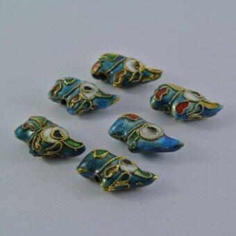 Pearl Jewelry ลูกปัดกังใส China Bead 04