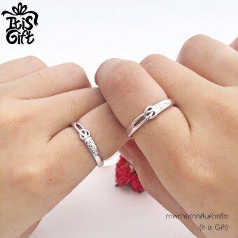 แหวนคู่รัก คู่ Love