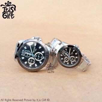 นาฬิกาคู่รัก SKONE