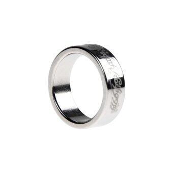 แรงแม่เหล็กนิ้วแหวนตลกมายากลเหรียญเวทมนตร์ประกอบอาชีพเล่น 18/20มม 18มม
