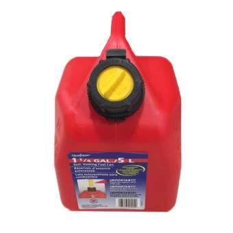ถังใส่น้ำมันพลาสติก ถังเก็บน้ำมัน ขนาด 5 ลิตร SCEPTER Oil Container 5 Liters