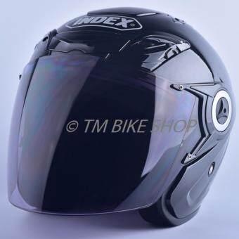 ต้องการขาย Index หมวกกันน็อค รุ่น Titan 5 (สีดำ)