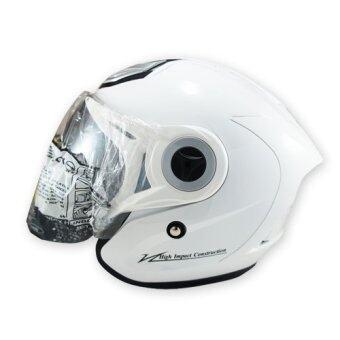 INDEX หมวกกันน๊อค TITAN-7 สีขาว