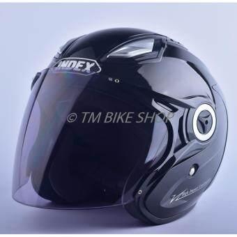 ต้องการขายด่วน Index หมวกกันน็อค รุ่น Titan 7 (สีดำ)