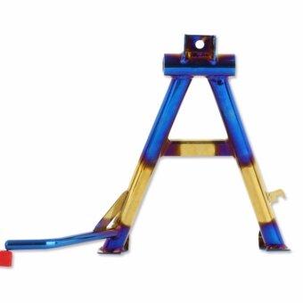 INFINITY ขาตั้งคู่ สำหรับ DREAM-110i (สีทอง+ไทเท//เหล็กหนา)