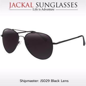 JACKAL SUNGLASSES แว่นตากันแดด รุ่น SHIPMASTER I JS029