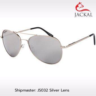 JACKAL SUNGLASSES แว่นตากันแดด รุ่น SHIPMASTER I JS032