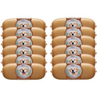 Jerhigh Hotdog Barรสเนื้อย่าง ( 12 units )
