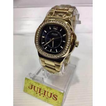 นาฬิกาแฟชั่น JULIUS J001 P&P Fashionรับประกันสินค้าจากศูนย์,พร้อมกล่อง