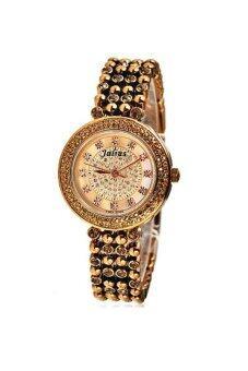 ซื้อ/ขาย Julius นาฬิกาสำหรับผู้หญิง สีน้ำตาล สายสแตเลส รุ่น JA-821