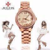 JULIUS นาฬิกา สายสแตนเลส รุ่น JA811 สายสีทอง (GOLD,PINK,BLACK)