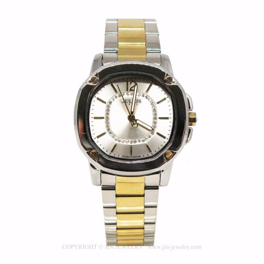 Juliusi นาฬิกาข้อมือสตรีรุ่น JA-931-gold-เงินทอง บริการส่งถึงมือทันที