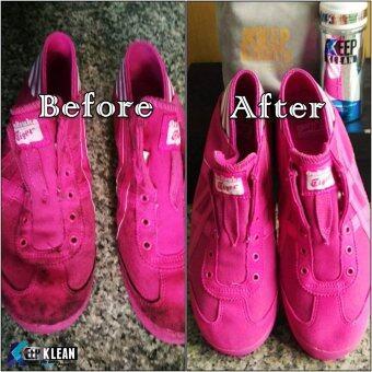 KEEP KLEAN น้ำยาทำความสะอาดรองเท้า - 5