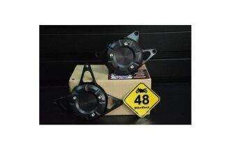ครอบแคร้ง CBR500CB500 CBR650CBR650F สีดำ
