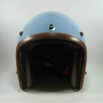 หมวกกันน็อคเต็มใบ คลาสลิกวินเทจ MOTOTWIST รุ่น NEW KING OF ROAD