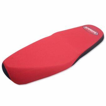 KIRKEY เบาะแต่ง DREAM-110i (สำนักแต่งรถ) สีแดง