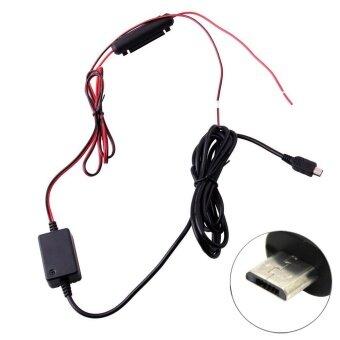 ซื้อ kobwa Dash Cam Hardwire Installation Kit Micro USB For Black Box G1W-X Mini 0803 0805 0806 0826 0903 - intl
