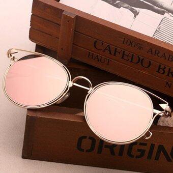 KPshop แว่นกันแดดแฟชั่น แว่นตาผู้หญิง แว่นกันแดดผู้หญิง รุ่น LG-021