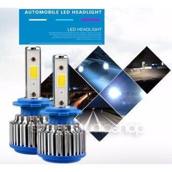 LED หลอดไฟรถยนต์ H7INTENSE BRIGHT แสงขาว 6000K