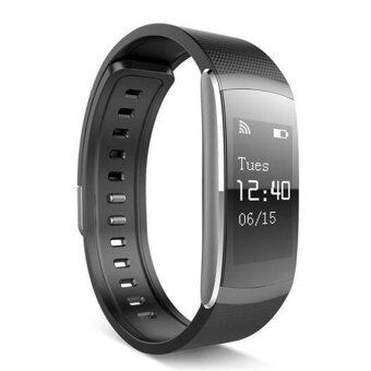 leegoal Smart Wristband Fitness Tracker Heart Rate Monitor IP67 Waterproof Bluetooth Smart Band Bracelet For Android IOS