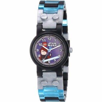 2561 Lego นาฬิกาข้อมือเด็ก รุ่น 8020288 - Black/Blue รับประกัน 1 ปี ของแท้