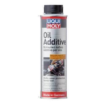Liqui Moly : Oil Addtiv หัวเชื้อน้ำมันเครื่อง สารเคลือบเครื่องยนต์ 300 ml.