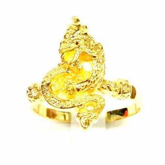 จัดโปรโมชั่น Little Saint Silver. แหวน พญานาค
