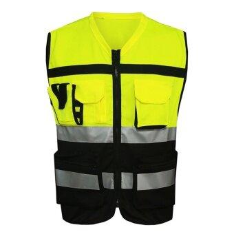 LKN Motorcycle reflective vest Reflective safety vest - intl