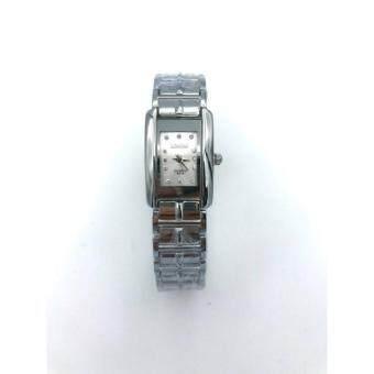 ซื้อ/ขาย LONGBOนาฬิกาข้อมือผู้หญิงสายSTAINLESS รุ่น8518Lหน้าขาว