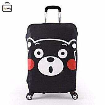 LongroadLuggage Cover ผ้าคลุมกระเป๋าลายหมีคุมะมง Kumamon Size S 20\ Cover