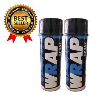 LUBE71- 2X Wrap Spray 600ml. สเปรย์หล่อลื่นโซ่สีใส