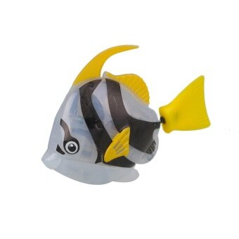 Luminous Electron Fish Robots Power-Driven Aquarium FishbowlDecoration - intl