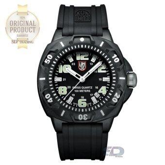 LUMINOX \ประกันศูนย์ 2ปี\ Man Watch SENTRY 0200 รุ่น XL.0201.SL- Black/White