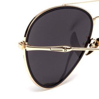 Macopolo แว่นตา แว่นตากันแดด - SMR910BK (Black) - 5