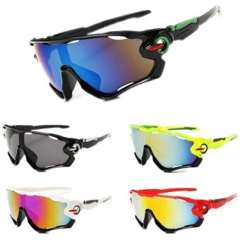 Men Bicycle Cycling Riding Sports Outdoor Glasses CyclingSunglasses UV400 - intl