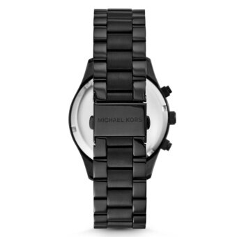 c1d2ac71b3d7 Michael Kors Women S Wren Mk5879 Black Watch With Link Bracelet 2