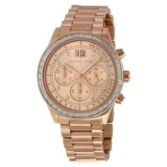 ซื้อ/ขาย Michael Kors Women s MK6204 - Brinkley Rose Gold Watch