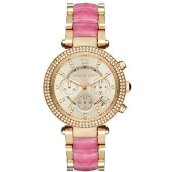 ซื้อ/ขาย Michael Kors Women s Quartz Stainless Steel Automatic Watch, ColorGold-Toned (Model MK6363)